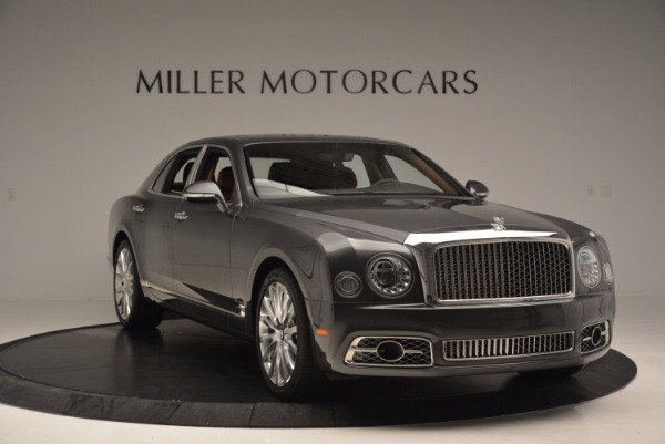 New 2017 Bentley Mulsanne for sale Sold at Pagani of Greenwich in Greenwich CT 06830 11