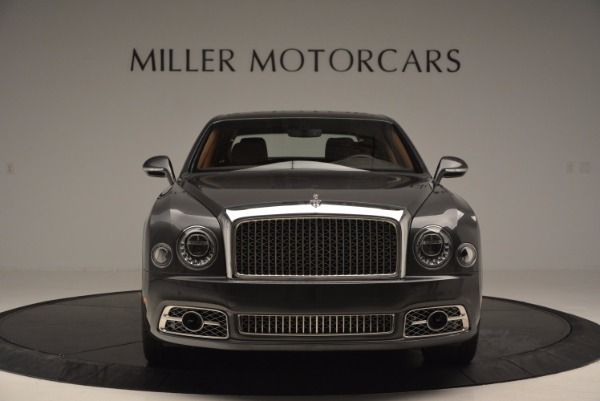 New 2017 Bentley Mulsanne for sale Sold at Pagani of Greenwich in Greenwich CT 06830 12