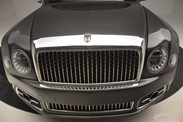 New 2017 Bentley Mulsanne for sale Sold at Pagani of Greenwich in Greenwich CT 06830 13