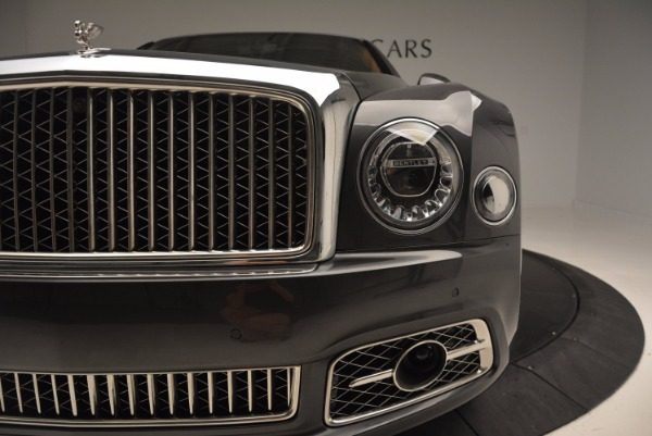 New 2017 Bentley Mulsanne for sale Sold at Pagani of Greenwich in Greenwich CT 06830 16