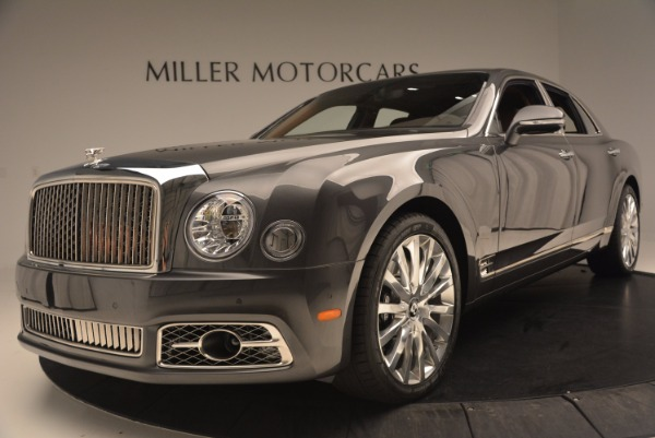 New 2017 Bentley Mulsanne for sale Sold at Pagani of Greenwich in Greenwich CT 06830 17