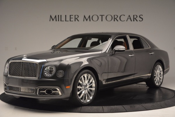 New 2017 Bentley Mulsanne for sale Sold at Pagani of Greenwich in Greenwich CT 06830 2