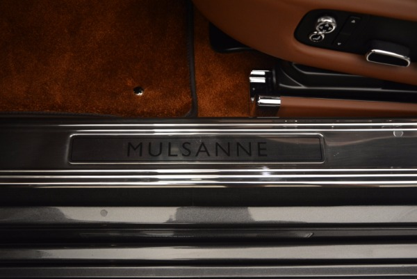 New 2017 Bentley Mulsanne for sale Sold at Pagani of Greenwich in Greenwich CT 06830 21