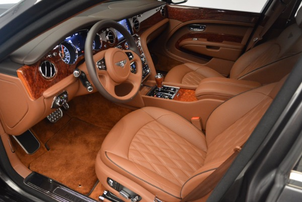 New 2017 Bentley Mulsanne for sale Sold at Pagani of Greenwich in Greenwich CT 06830 26