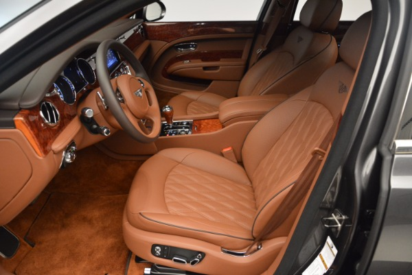 New 2017 Bentley Mulsanne for sale Sold at Pagani of Greenwich in Greenwich CT 06830 27