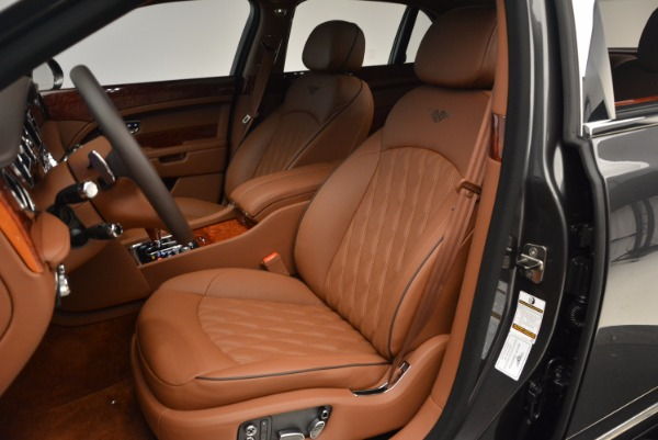 New 2017 Bentley Mulsanne for sale Sold at Pagani of Greenwich in Greenwich CT 06830 28