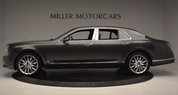 New 2017 Bentley Mulsanne for sale Sold at Pagani of Greenwich in Greenwich CT 06830 3