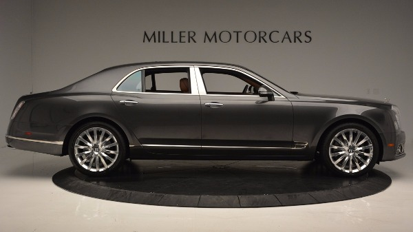New 2017 Bentley Mulsanne for sale Sold at Pagani of Greenwich in Greenwich CT 06830 9