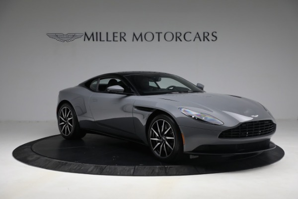New 2021 Aston Martin DB11 V8 for sale $235,986 at Pagani of Greenwich in Greenwich CT 06830 10