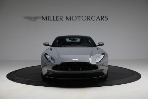 New 2021 Aston Martin DB11 V8 for sale $235,986 at Pagani of Greenwich in Greenwich CT 06830 11