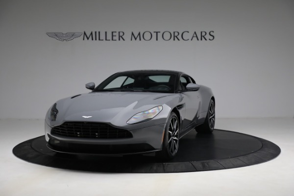 New 2021 Aston Martin DB11 V8 for sale $235,986 at Pagani of Greenwich in Greenwich CT 06830 12