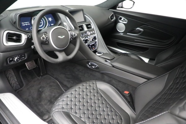 New 2021 Aston Martin DB11 V8 for sale $235,986 at Pagani of Greenwich in Greenwich CT 06830 13