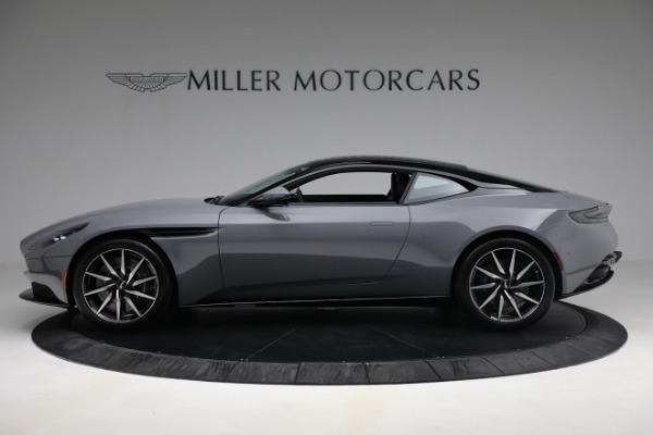 New 2021 Aston Martin DB11 V8 for sale $235,986 at Pagani of Greenwich in Greenwich CT 06830 2