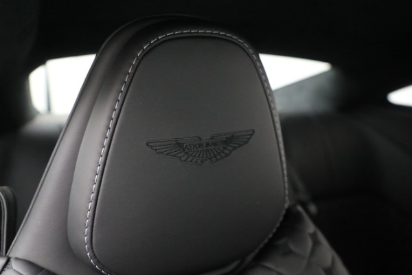 New 2021 Aston Martin DB11 V8 for sale $235,986 at Pagani of Greenwich in Greenwich CT 06830 20