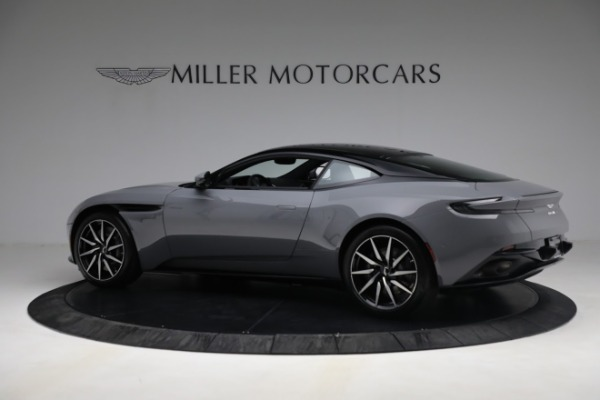 New 2021 Aston Martin DB11 V8 for sale $235,986 at Pagani of Greenwich in Greenwich CT 06830 3