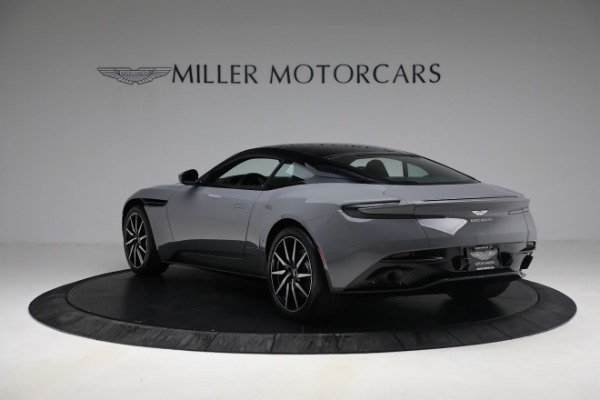 New 2021 Aston Martin DB11 V8 for sale $235,986 at Pagani of Greenwich in Greenwich CT 06830 4