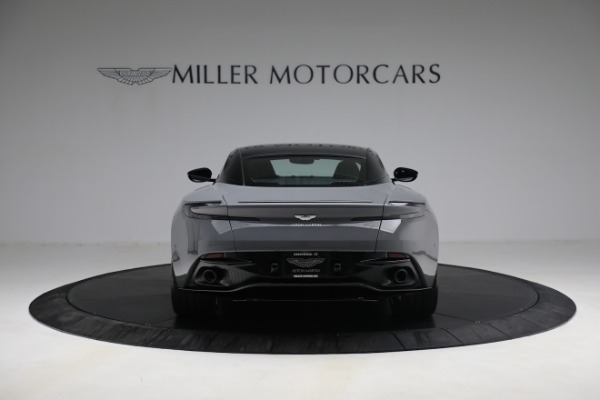 New 2021 Aston Martin DB11 V8 for sale $235,986 at Pagani of Greenwich in Greenwich CT 06830 5