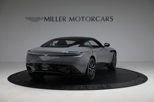 New 2021 Aston Martin DB11 V8 for sale $235,986 at Pagani of Greenwich in Greenwich CT 06830 6
