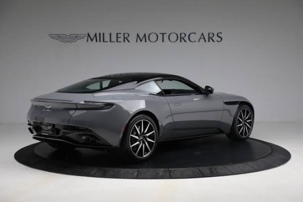 New 2021 Aston Martin DB11 V8 for sale $235,986 at Pagani of Greenwich in Greenwich CT 06830 7