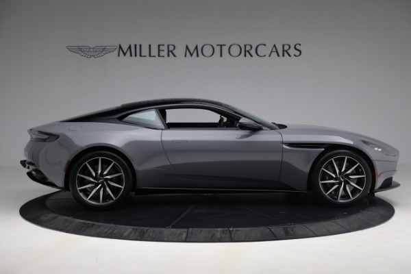 New 2021 Aston Martin DB11 V8 for sale $235,986 at Pagani of Greenwich in Greenwich CT 06830 8