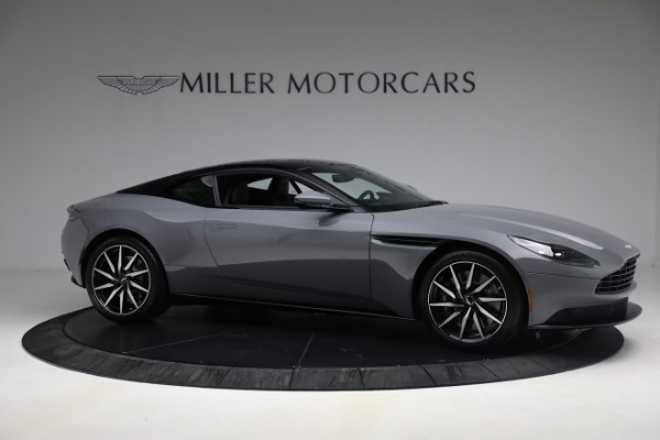 New 2021 Aston Martin DB11 V8 for sale $235,986 at Pagani of Greenwich in Greenwich CT 06830 9