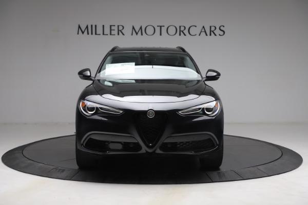 New 2021 Alfa Romeo Stelvio Ti for sale $51,955 at Pagani of Greenwich in Greenwich CT 06830 12