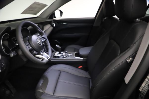 New 2021 Alfa Romeo Stelvio Ti for sale $51,955 at Pagani of Greenwich in Greenwich CT 06830 13