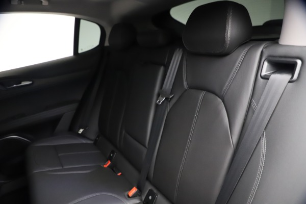 New 2021 Alfa Romeo Stelvio Ti for sale $51,955 at Pagani of Greenwich in Greenwich CT 06830 18
