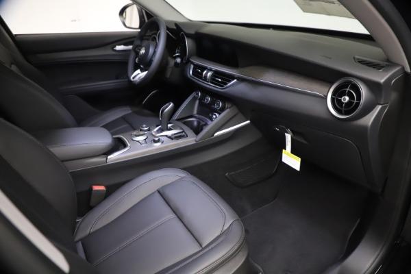 New 2021 Alfa Romeo Stelvio Ti for sale $51,955 at Pagani of Greenwich in Greenwich CT 06830 19
