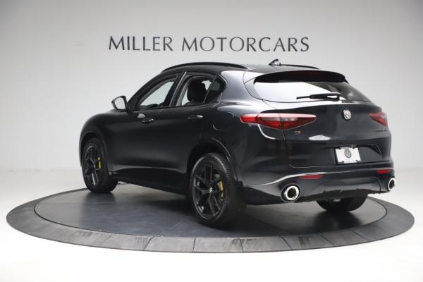 New 2021 Alfa Romeo Stelvio Ti for sale $51,955 at Pagani of Greenwich in Greenwich CT 06830 5