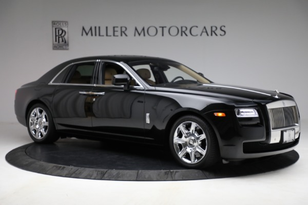 Used 2011 Rolls-Royce Ghost for sale Call for price at Pagani of Greenwich in Greenwich CT 06830 10