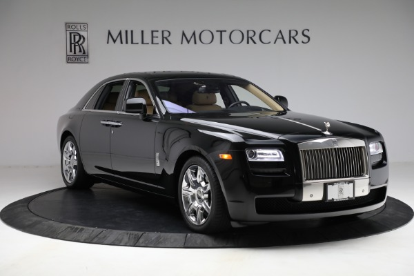 Used 2011 Rolls-Royce Ghost for sale Call for price at Pagani of Greenwich in Greenwich CT 06830 11