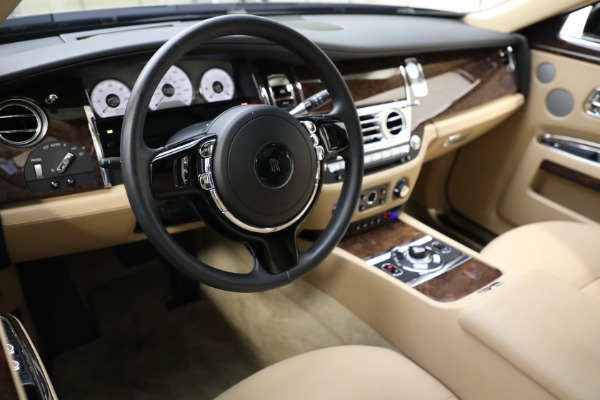Used 2011 Rolls-Royce Ghost for sale Call for price at Pagani of Greenwich in Greenwich CT 06830 12