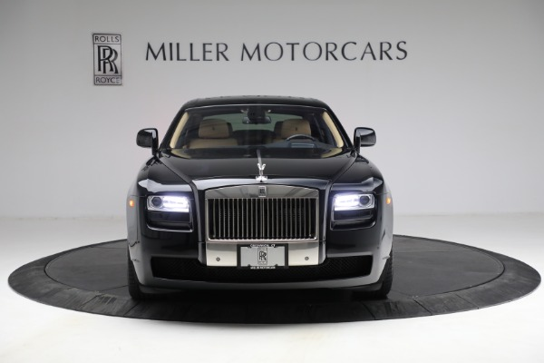 Used 2011 Rolls-Royce Ghost for sale Call for price at Pagani of Greenwich in Greenwich CT 06830 2