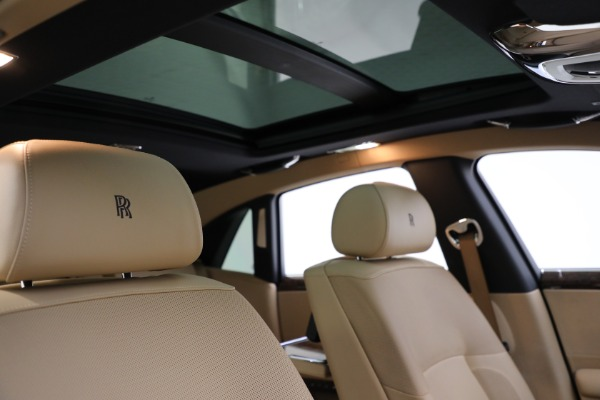 Used 2011 Rolls-Royce Ghost for sale Call for price at Pagani of Greenwich in Greenwich CT 06830 22
