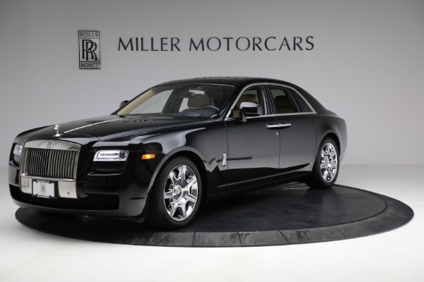 Used 2011 Rolls-Royce Ghost for sale Call for price at Pagani of Greenwich in Greenwich CT 06830 3