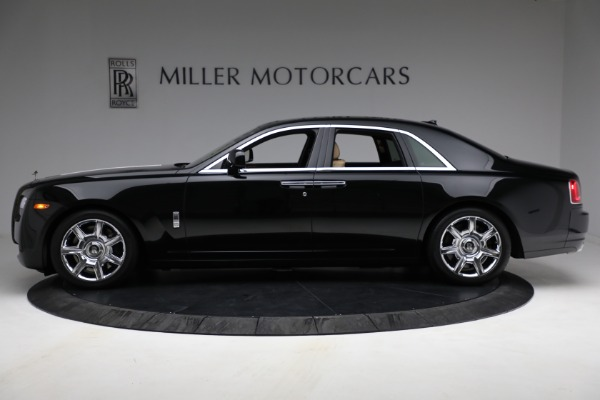 Used 2011 Rolls-Royce Ghost for sale Call for price at Pagani of Greenwich in Greenwich CT 06830 4