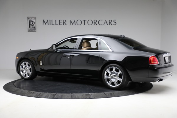 Used 2011 Rolls-Royce Ghost for sale Call for price at Pagani of Greenwich in Greenwich CT 06830 5