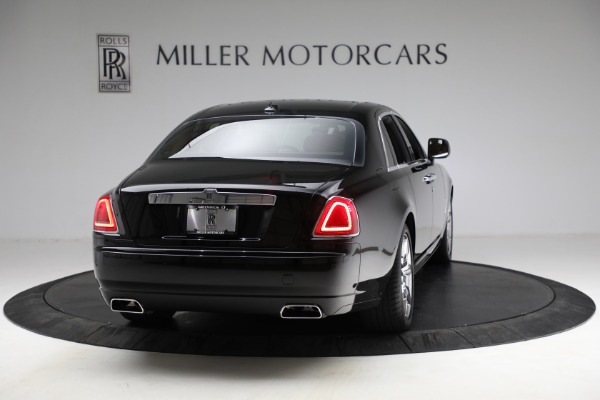 Used 2011 Rolls-Royce Ghost for sale Call for price at Pagani of Greenwich in Greenwich CT 06830 7