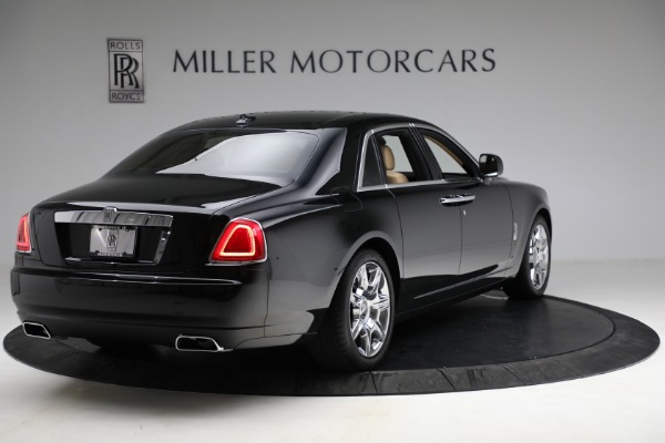Used 2011 Rolls-Royce Ghost for sale Call for price at Pagani of Greenwich in Greenwich CT 06830 8