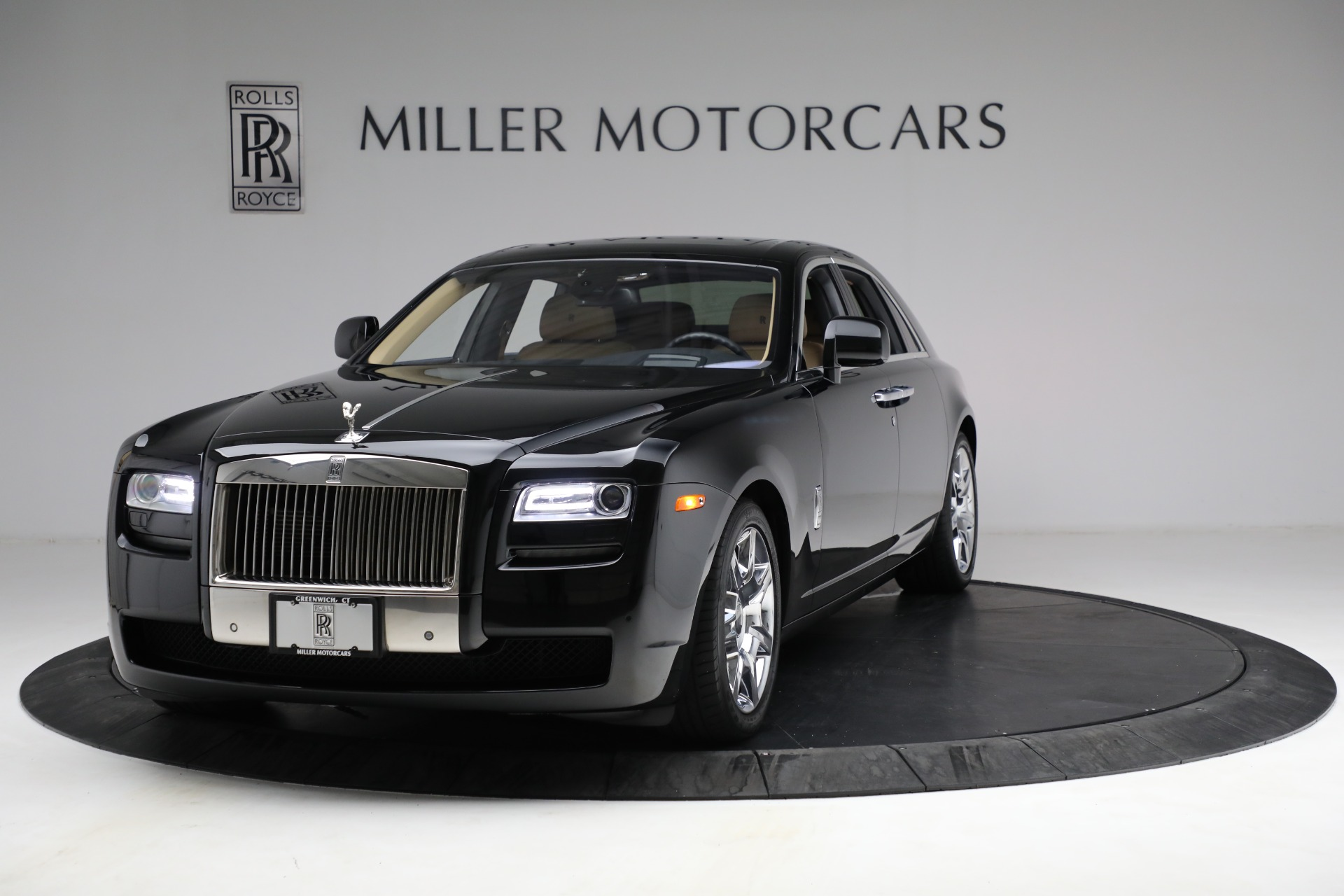 Used 2011 Rolls-Royce Ghost for sale Call for price at Pagani of Greenwich in Greenwich CT 06830 1