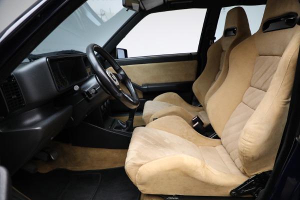 Used 1994 Lancia Delta Integrale Evo II for sale $105,900 at Pagani of Greenwich in Greenwich CT 06830 14