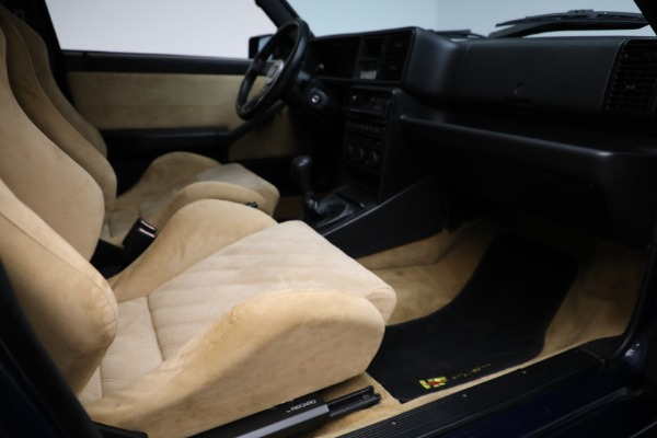 Used 1994 Lancia Delta Integrale Evo II for sale $105,900 at Pagani of Greenwich in Greenwich CT 06830 18