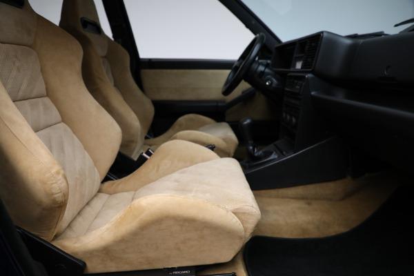 Used 1994 Lancia Delta Integrale Evo II for sale $105,900 at Pagani of Greenwich in Greenwich CT 06830 19