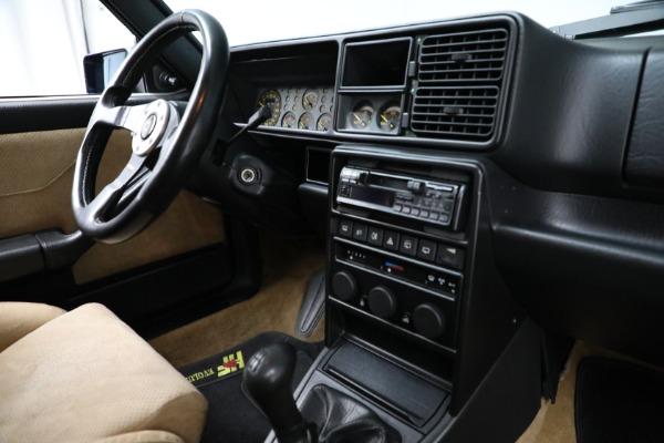 Used 1994 Lancia Delta Integrale Evo II for sale $105,900 at Pagani of Greenwich in Greenwich CT 06830 23