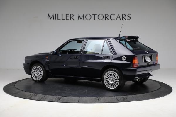 Used 1994 Lancia Delta Integrale Evo II for sale $105,900 at Pagani of Greenwich in Greenwich CT 06830 4