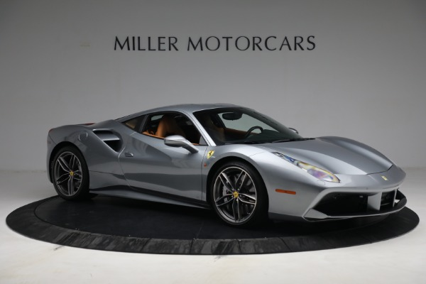 Used 2018 Ferrari 488 GTB for sale Sold at Pagani of Greenwich in Greenwich CT 06830 10
