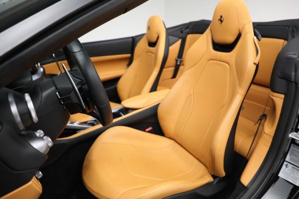 Used 2019 Ferrari Portofino for sale $231,900 at Pagani of Greenwich in Greenwich CT 06830 20