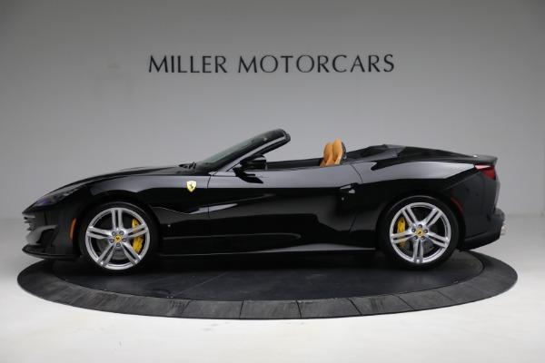 Used 2019 Ferrari Portofino for sale $231,900 at Pagani of Greenwich in Greenwich CT 06830 3