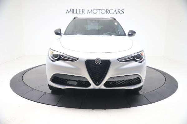 New 2021 Alfa Romeo Stelvio Ti Sport Q4 for sale $57,200 at Pagani of Greenwich in Greenwich CT 06830 12